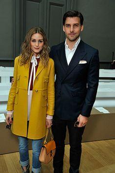 Olivia Palermo & Johanns Huebl