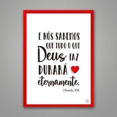 Santa Casinhola - Quadros Evangélicos - Quadro Ela é minha menina e eu sou o menino dela