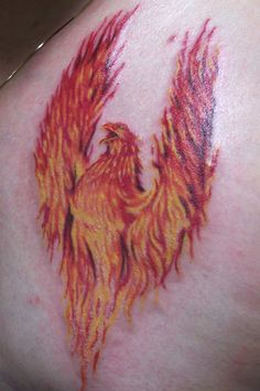 28 trendy Ideas for phoenix bird tattoo men