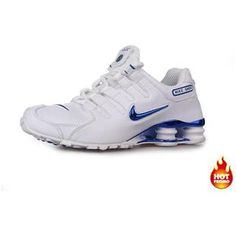 Chaussures Nike Shox NZ Blanc/ Bleu - : Nike Chaussure Pas Cher,Nike Blazer and Timerland Nike Shox Nz, Mens Nike Shox, Nike Air Max Mens, Cheap Nike Air Max, Nike Air Max For Women, Nike Roshe Run, Nike Air Huarache, Nike Air Vapormax, Nike Men