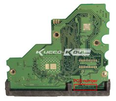 hard drive parts PCB logic board printed circuit board 100306336 for Seagate 3.5 SATA hdd data recovery hard drive repair #Affiliate