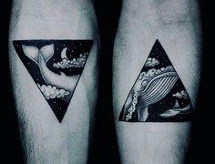 Image via We Heart It #hands #tattoo