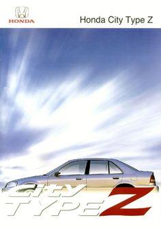 Honda City Mk3 Thailand Brochure 2001