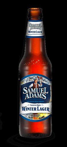 #SamuelAdams #WinterLager #craftbeer
