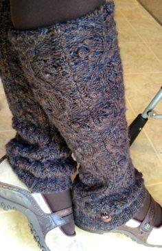 14 Awesome DIY Leg Warmers