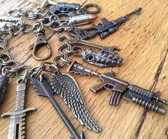 Zombie Apocalypse Charm Bracelet ZA317. Limited editions...