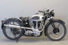 BSA 1939 Silver Star 500cc