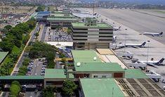 """""""Aeroporto Internacional Simón Bolívar"""" # Caracas, Colômbia."""