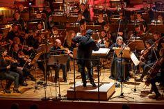 6th Film Music Festival - Alberto Iglesias. Musical frames - Carlos Mena - Agata Szymczewska - Mariusz Pędziałek - AUKSO Orchestra - Marek Moś - pic. Wojciech Wandzel www.wandzelphoto.com