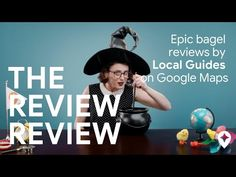 Epic Google Maps Reviews by Local Guides | The Review Review Episode 8 - YouTube Local Guides, How To Find Out, How To Become, People Around The World, Maps, Google, Connect, Youtube, Products
