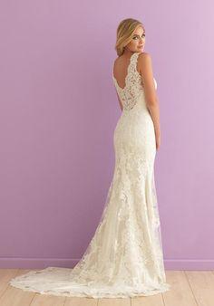Allure Romance 2901 Wedding Dress - The Knot