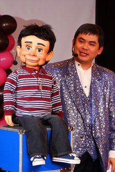 creepy boy puppet | Flickr - Photo Sharing!