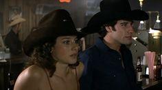 Bud & Sissy, Urban Cowboy John Travolta and Debra Winger Preston, Movies Showing, Movies And Tv Shows, Urban Cowboy Movie, Nova Jersey, Debra Winger, An Officer And A Gentleman, Cowboy Love, Richard Gere