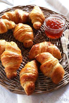 croissants - Tutti Dolci