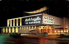 Carl Hoppl's Restaurant - 100 Sunrise Highway (1970s)