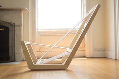 Single Cord Lounge on RISD Portfolios