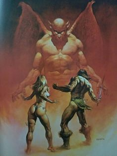 The fantastic art of Boris Vallejo - Album on Imgur