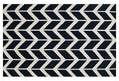 navy/bold pattern