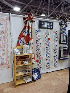 A Quilting Life - a quilt blog: Quilt Market Minneapolis Part 2: Moda