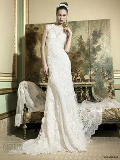 yolancris wedding dresses 2014 merida romantic tale