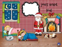 Mme Marie-Julie : Décompte des jours avant Noël