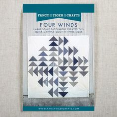 Four Winds Quilt Pattern