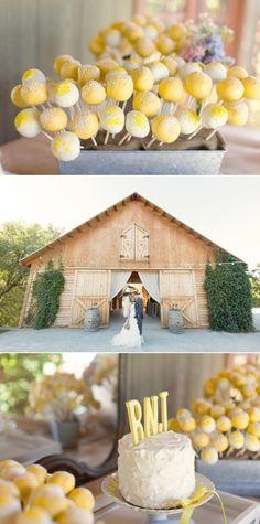 barn wedding #wedding www.BlueRainbowDesign.com