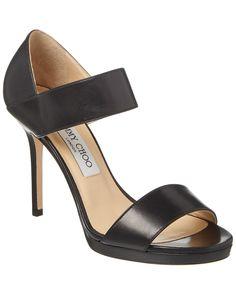 Jimmy Choo Alana Platform Leather Sandal is on Rue. Shop it now.