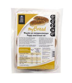 Ψωμί με Παππαρουνόσπορο MyBread - 180g