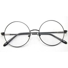 aa88650f31c Amazon.com  Agstum Retro Round Prescription ready Metal Eyeglass Frame...  ( 17) ❤ liked on Polyvore featuring accessories
