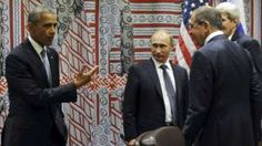 Obama vows action against Russia over election hacks - BBC News