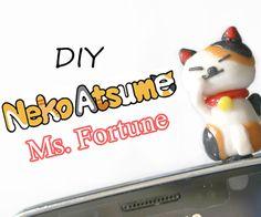 Tutorial: Neko Atsume Ms. Fortune - Polymer Clay