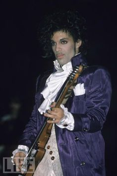 Prince! circa 1983