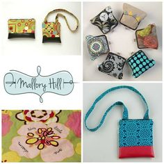 Meet Outlaw Mallory Hill: Simple, modern design for babies, children and women. Each quilt and accessory is personally handmade using high quality materials and accents to make it truly unique.