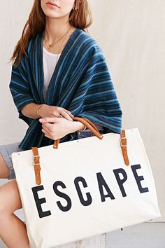Forestbound Escape Tote Bag - Urban Outfitters