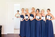 Not the dresses but like the sayings for a picture