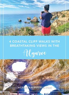 The Algarve in Portugal offers some stunning cliff top hikes, giving your incredible panoramas over the ocean and beaches. Heres our Top 4 trails in the region.