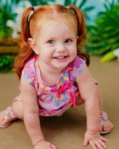 Ginger Kids, Ginger Babies, Cute Kids, Cute Babies, Baby Kids, Cute Baby Pictures, Baby Photos, Live Baby Dolls, Cute Baby Couple