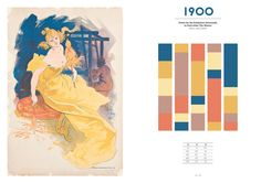 Katie Greenwood's new book, 100 Years of Color, features beautiful color combinations from each year in the 20th century. See an excerpt from the book.