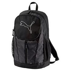 Rebel Sport - PUMA Echo Backpack Black 26 Litres 7ea2bdcbab57f