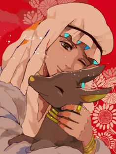 favorite supporting male anime character: APH Egypt!! he is my child. this boy doesn't get enough attention smh!!!