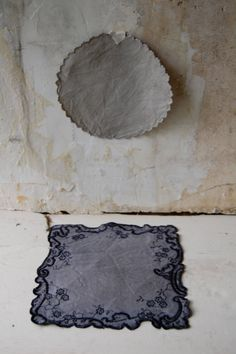 hand dyed vintage textile - Enhabiten