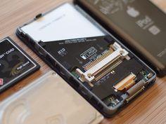 Compact Flash iPod Mod