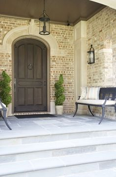 Front Porch traditional entry