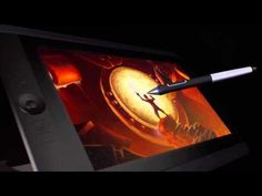 ¿Conoces la nueva tableta Cintiq 13HD de Wacom?    Disponible en www.latiendadelcad.com