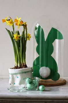 Easy peasy paashaas DIY - Easy peasy Easter bunny DIY