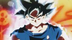 Goku nova transformação