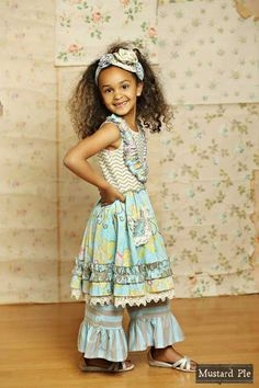 f5f9716801e Mustard Pie Clothing Gwendolyn Twirl Dress in Spa Blue Spring 2015 delivery  1 Preorder