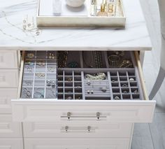 [Cabinet Accessories] Best Jewelry Organizer Drawer Ideas On Closet Jewelry Drawer Dividers Jewelry Drawer Organizer Diy: Have An Extensive Jewelry Collection Create All The Room You Jewelry Drawers For Closet Jewelry Drawer Inserts Organizer Closet Storage, Storage Drawers, Diy Storage, Closet Organization, Jewelry Organization, Organizing, Organization Ideas, Storage Ideas, Bathroom Drawer Organization