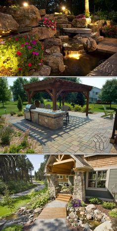Mickman Brothers builds and makes landscaping designs. Their experience is more than 35 years already. They also do wall retaining, irrigation, tree care and maintenance, and more.